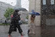 Անձրևներն ու ամպրոպը կուղեկցվեն քամու ուժգնացմամբ. առանձին շրջաններում կարկուտ կտեղա