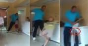 Ուսուցիչը գոտիով դաժան ծեծի է ենթարկում աշակերտներին
