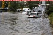 Ջրհեղեղ Երևանում (լուսանկարներ)