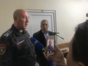 Արման Սարգսյանն այցելեց գիշերը տեղի ունեցած միջադեպի հետևանքով վիրավորված ոստիկանին