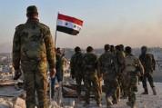 Սիրիական բանակը մուտք է գործել ահաբեկիչների հենակետ Մաարեթ-էն-Նուման քաղաք