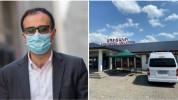 Սպիտակի բժշկական կենտրոնն այսօր միացավ կովիդի դեմ պայքարին՝ իր թթվածնով հագեցած 120 մահճակ...