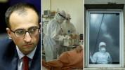 «Վնասվածքաբանության և օրթոպեդիայի գիտական կենտրոնի վերակենդանացման բաժանմունքը․․․»․ Արսեն ...