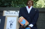 Նյու Յորքում տեղադրվել է Թրամփի ծաղրական արձանը
