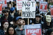 ԱՄՆ-ում Թրամփի հրաժարականի պահանջով բողոքի ակցիա է իրականացվել