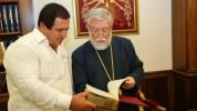 Գագիկ Ծառուկյանը 100 միլիոն դրամ է հատկացրել Բեյրութում պայթյունների հետևանքով զոհված հայր...