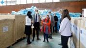 ԵՄ-ն և ԱՀԿ-ն ՀՀ առողջապահության նախարարությանն են նվիրաբերել 100 թթվածնի խտացուցիչ (լուսան...