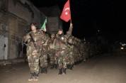 Թուրքիան չի դադարեցնում կրակոցներն Աֆրինի վրա