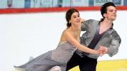 Թինա Կարապետյան-Սիմոն Սենեկալ պարային զույգն Օլիմպիական ուղեգիր է նվաճել