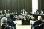 Կառավարության նիստում հաստատվեցին նախարարությունների ենթակա մարմինները