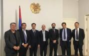 Elitaliana-ի ներկայացուցիչները հետաքրքված են Հայաստանում ուղղաթիռներով ծառայություններ մատ...