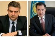 Ղազախստանի վարչապետը Կարեն Կարապետյանի հետ հեռախոսազրույցում աջակցություն է հայտնել բարեկա...