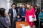 Հորդանանի արքայադուստրը քաջալերել է Հայաստանում քաղցկեղից բուժվող երեխաների մայրերին