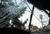Դավիթ Բեկի փողոցում երեք ավտոմեքենաներ են բախվել իրար. կան տուժածներ