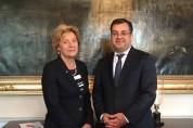 Շվեդիայում ՀՀ դեսպանը հանդիպել է Օրեբրոյի նահանգապետին և քաղաքապետին
