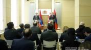 ՀՀ վարչապետն ուներ շատ հետաքրքիր առաջարկներ. Վրաստանի վարչապետը՝ ԶԼՄ-ներին