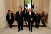 Արմեն Սարգսյանն ընդունել է Արցախի նախագահին. կողմերը քննարկել են Երևանի վերջին իրադարձությ...