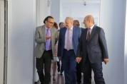 ՀՀ վարչապետի գլխավոր խորհրդականն այցելել է Մոսկվայի Լոմոնոսովի անվան պետական համալսարանի Ե...