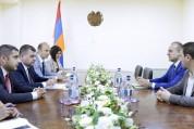 Իտալիան պատրաստ է Հայաստանի հետ զարգացնել գործարար հարաբերությունները