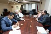 ԿԳ նախարարն ընդունել է Հայաստանում ՄԱԿ-ի մշտական համակարգողին