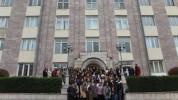 Արցախի պետական համալսարանը վերսկսել է ուսումնական գործընթացը