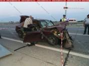 Ողբերգական վթար Մխչյանում. Opel-ում հայտնաբերվել է 2 դի. Վարորդի վիճակը ծայրահեղ ծանր է. S...