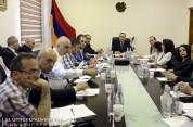 Տեղի է ունեցել ԱՆ Հասարակական խորհրդի նիստ` ուղղված ՀԿ-ների առաջարկները Կառավարության նոր ...