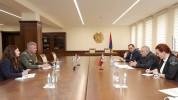Վաղարշակ Հարությունյանն ընդունել է ՀՀ-ում Սերբիայի գործերի ժամանակավոր հավատարմատարին և ռա...
