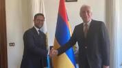 Կողմերը քննարկել են Հայաստանի և Իտալիայի միջև համագործակցության հնարավորությունները