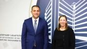 ՀՀ էկոնոմիկայի նախարարն ԱՄՆ դեսպան Լին Թրեյսիի հետ քննարկել է Հայաստանի ներդրումային ներու...