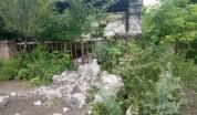 Վանաձոր քաղաքում փլուզվել է դպրոցի մոտակայքում գտնվող նախկին կաթսայատան խարխլված պատը