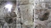 Անհայտ անձինք ջարդել են Իջևանի Սուրբ Անդրե վանքի խորանի քարերը (լուսանկարներ)