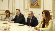 Վարչապետն ընդունել է Հարավային Կովկասի և Վրաստանի ճգնաժամի հարցերով ԵՄ հատուկ ներկայացուցի...