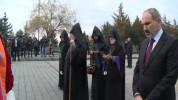 (Տեսանյութ) Այսօր Սումգայիթի ջարդերի զոհերի հիշատակի օրն է․ Վարչապետը Ծիծեռնակաբերդում է