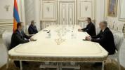 «Այս բարդ ժամանակներում պետք է լինենք միահամուռ և մեկտեղենք համազգային ներուժը». վարչապետն...