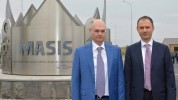 Բարերարներ Միքայել և Կարեն Վարդանյանների 920 մլն դրամի բարեգործական ծրագիրը՝ Մասիս քաղաքու...