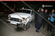 «Վարդաշեն» քրեակատարողական հիմնարկի պետը վթարի է ենթարկվել «Niva» մակնիշի մեքենայով