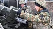 2-րդ զորամիավորման զորամասերից մեկում անցկացվել են մասնագիտական վարժանքներ