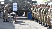 5-րդ զորամիավորման զորամասերից մեկում անցկացվել են անվտանգության կանոնների պահպանման պարապ...