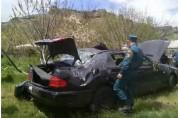 Ավտովթար Եղեգնաձորում. 31-ամյա վարորդը հիվանդանոցի ճանապարհին մահացել է