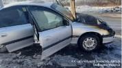 Գյումրիում այրվել է «Opel Omega» մակնիշի ավտոմեքենա․տուժածներ չկան