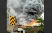 Կրկին խոշոր հրդեհ Փարիզում. այրվում է Վերսալի պալատը