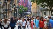 Իսպանիայում օտարերկրյա զբոսաշրջիկների թիվը հասել է ռեկորդային մակարդակի՝ 83,7 մլն-ի