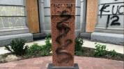 ԱՄՆ-ում պղծվել է Դենվերում գտնվող հայկական խաչքարը