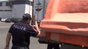 Ոստիկաններն ու բնապահպանության և ընդերքի տեսչական մարմնի աշխատակիցները Երևանում իրականացրե...