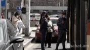 Փողոցներում ծառայություն իրականացնող ոստիկանները հայտնաբերել են դիմակ չկրող 357 անձ