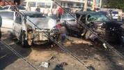 Վանաձորում բախվել են Opel-ն ու Volkswagen–ը. հիվանդանոց տեղափոխված 7 վիրավորներից հղի կնոջ...