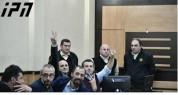Նոյեմբերի 18-ին Վրաստանի խորհրդարանի մոտ ձերբակալված 12 ցուցարարներին սպառնում է ազատազրկո...