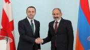 Վրաստանի վարչապետ Իրակլի Ղարիբաշվիլին շնորհավորել է Նիկոլ Փաշինյանին