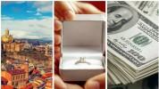 Վրաստանում ոստիկանները 7000 դոլարով տուգանել են ամուսնության առաջարկ անող երիտասարդին և նր...